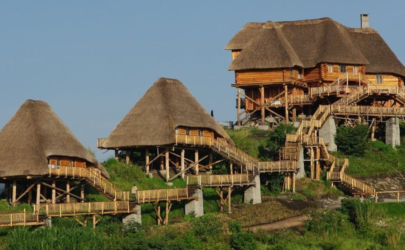 Luxury African Lodges